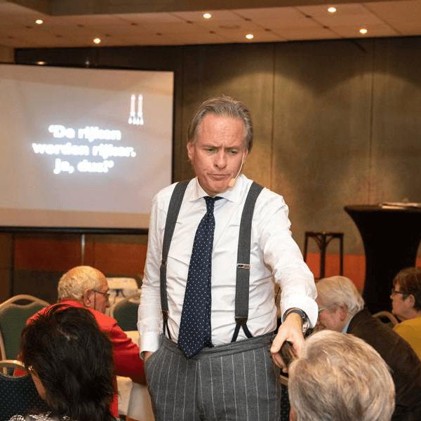 Algemene ledenvergadering 12 november 2019
