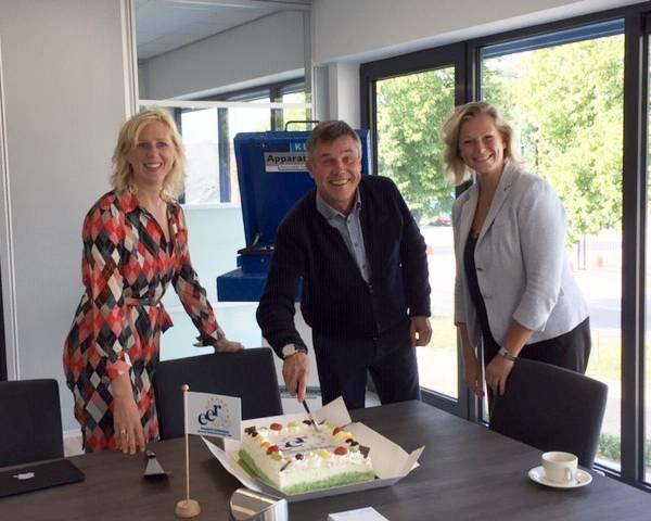 Gemeente Doetinchem zegt Dankjewel! tegen ondernemers