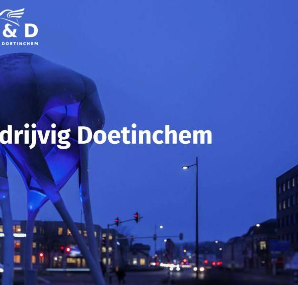 IG&D Bedrijvig Doetinchem | Nieuwsbrief 27 mei
